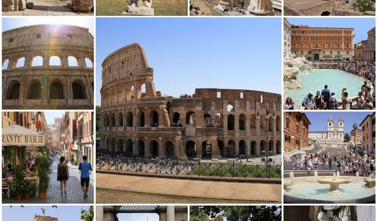 Top 10: Cosa visitare a Roma