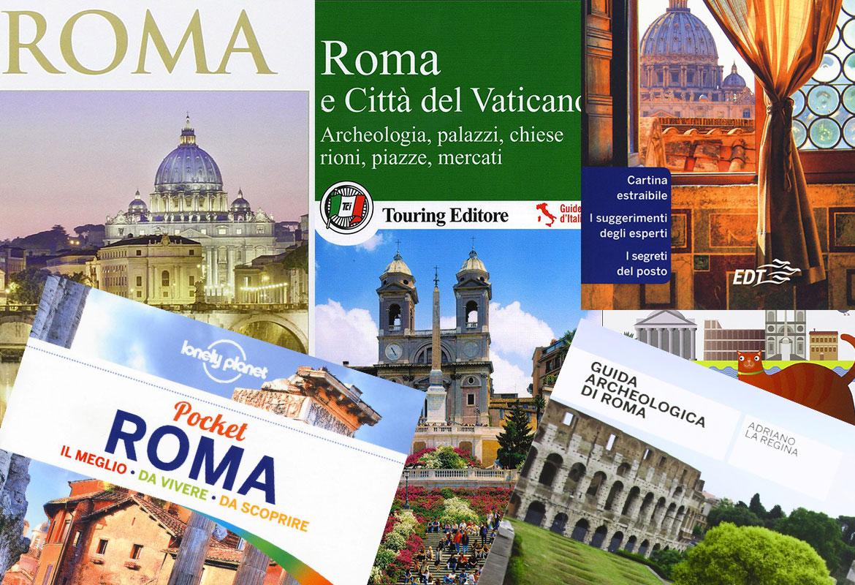 Cartina Roma Turistica.Top 10 Le Migliori Guide Turistiche Di Roma Roma4u