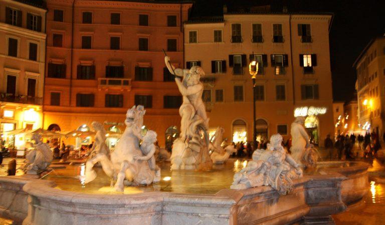 Vacanze romane – piazza Navona