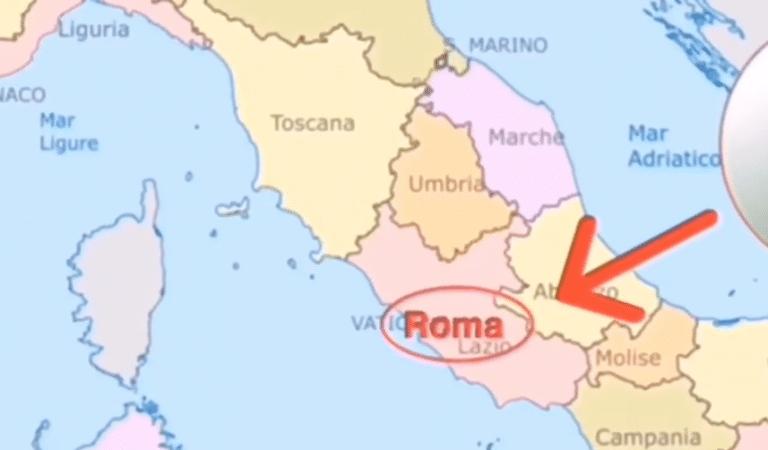 Roma in 3 minuti