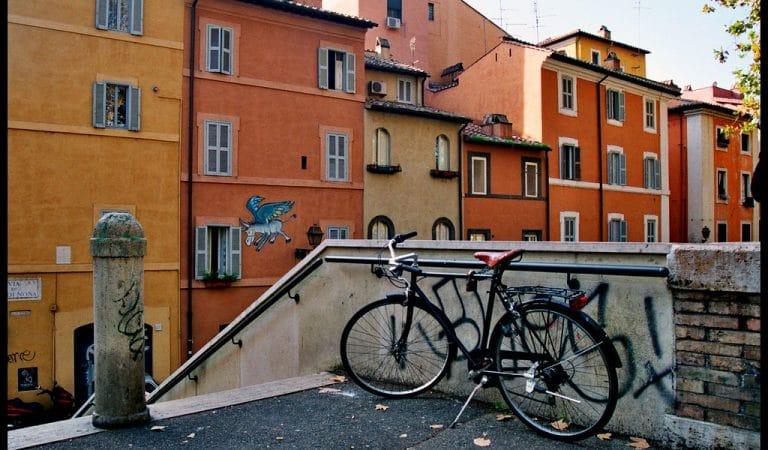 Quartieri romani