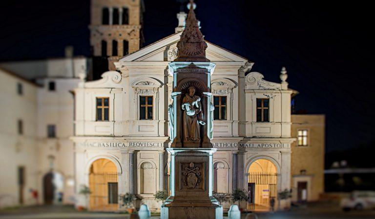 Chiesa San Bartolomeo all'isola Tiberina