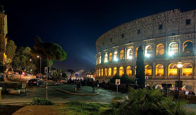 Le facce del Colosseo – Storia del Colosseo Parte I