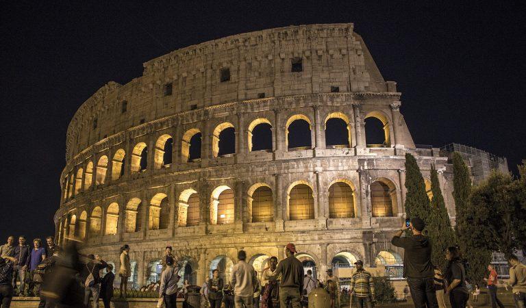 Una giornata al Colosseo, nell'antica Roma